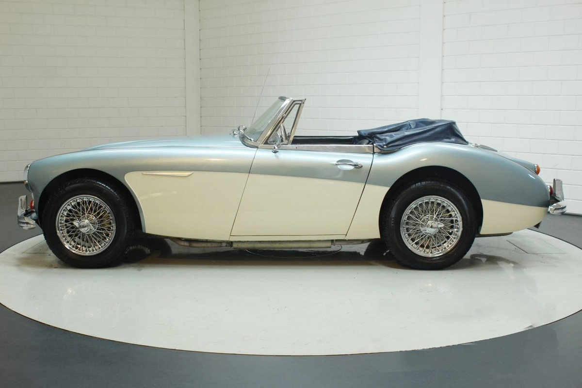 1967 Austin- Healey 3000 Mk III 17 Jan 2020 For Sale by Auction (picture 2 of 4)
