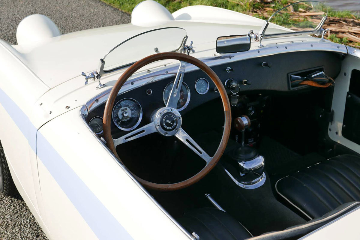 1959 Austin Healey Alexander Sprite 17 Jan 2020 For Sale by Auction (picture 5 of 6)