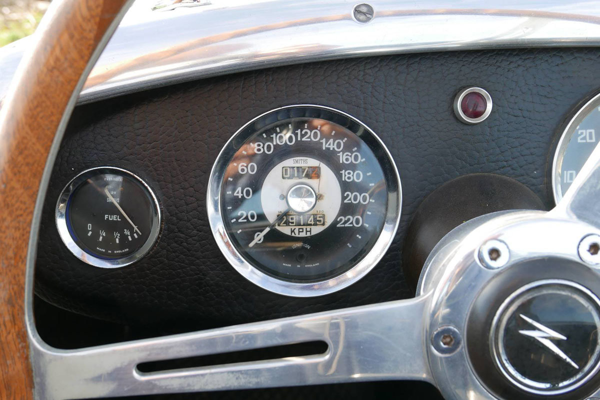 1959 Austin Healey Alexander Sprite 17 Jan 2020 For Sale by Auction (picture 6 of 6)
