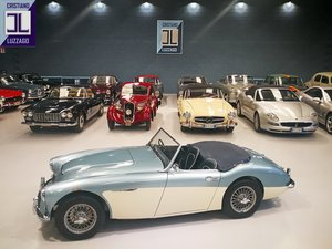 Picture of BEAUTIFUL 1961 AUSTIN HEALEY 3000 MK1 RHD euro 49.800 For Sale