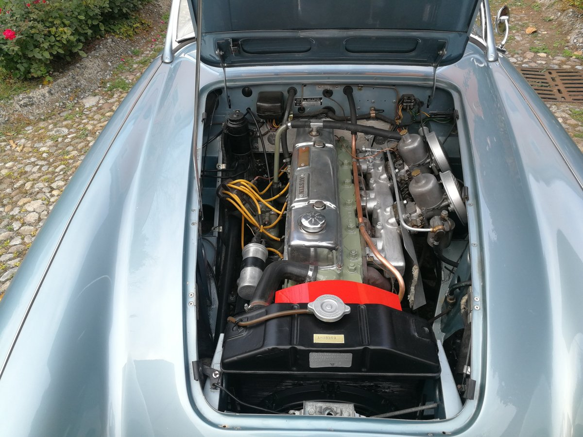 BEAUTIFUL 1961 AUSTIN HEALEY 3000 MK1 RHD For Sale (picture 5 of 6)
