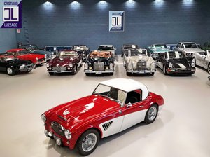EXCEPTIONAL 1960 AUSTIN HEALEY 3000 BN7 with Rawles Motorspo For Sale