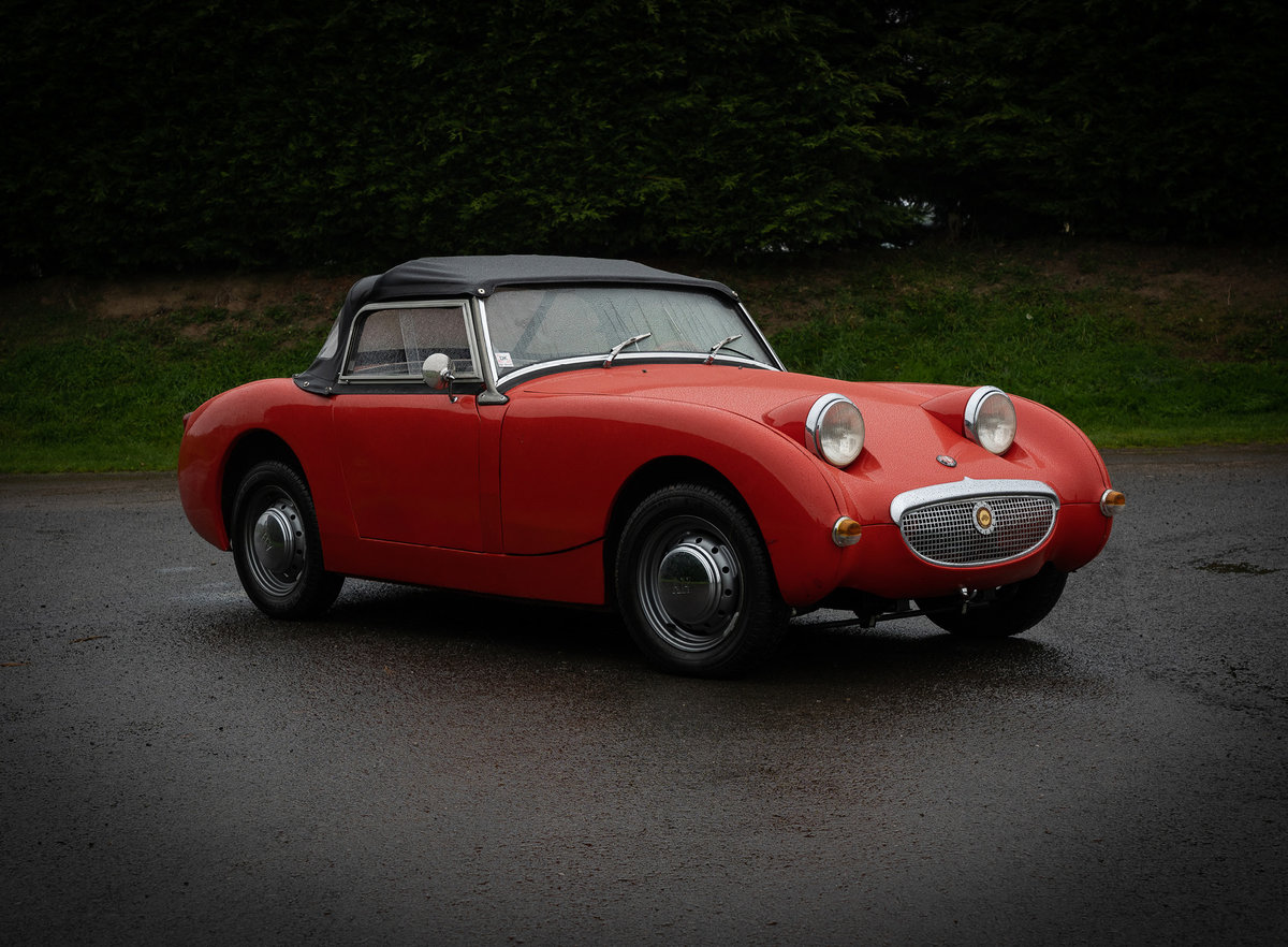 1959 Austin Healey Sprite MK1  For Sale by Auction (picture 1 of 5)
