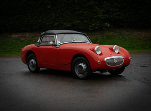1959 Austin Healey Sprite MK1  For Sale by Auction