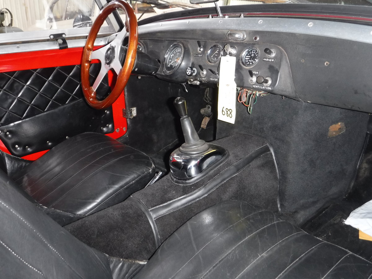 1959 Austin Healey Sprite MK1  For Sale by Auction (picture 2 of 5)