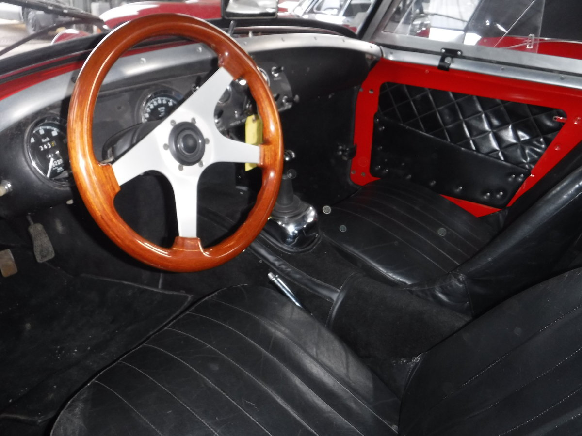 1959 Austin Healey Sprite MK1  For Sale by Auction (picture 4 of 5)