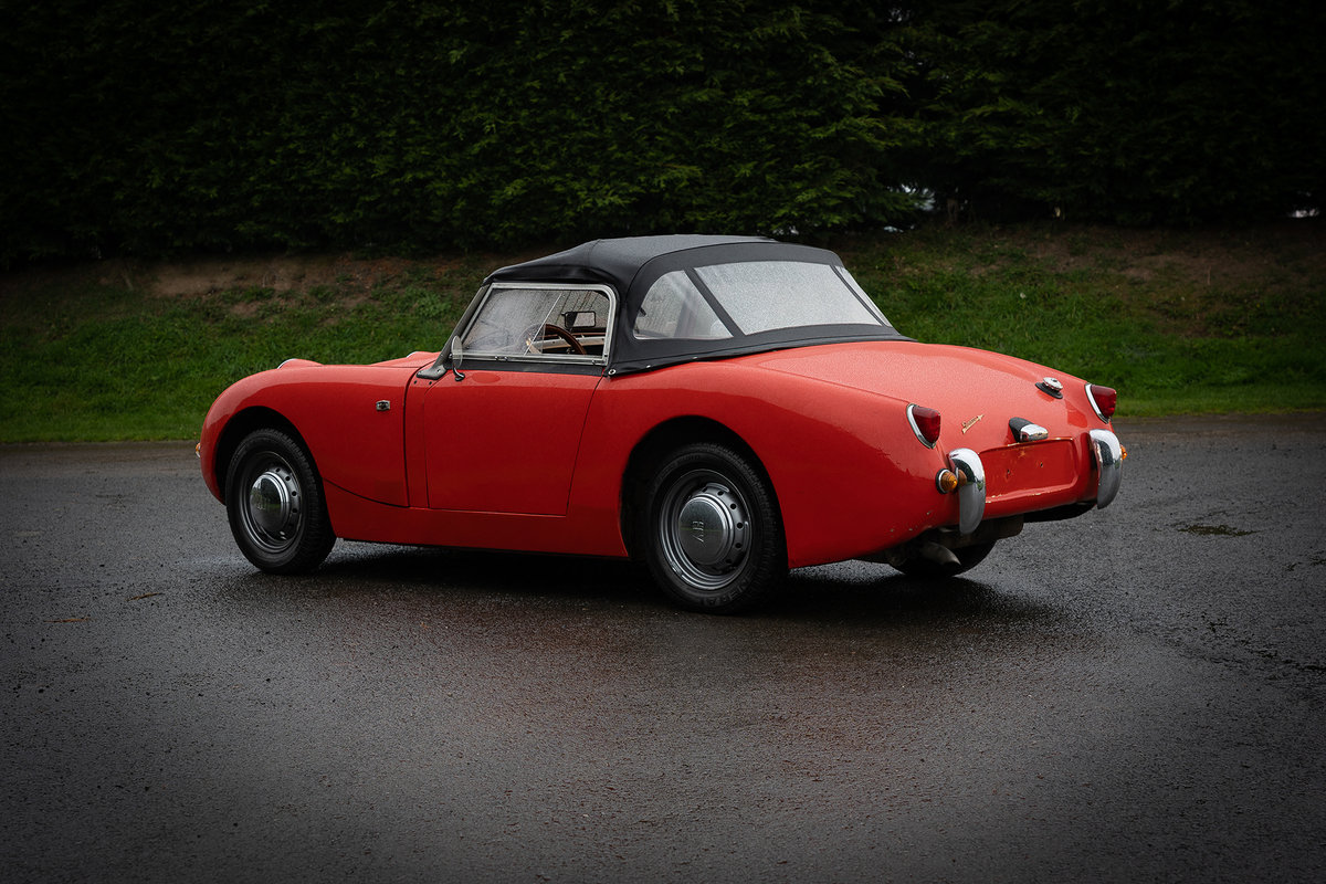 1959 Austin Healey Sprite MK1  For Sale by Auction (picture 5 of 5)