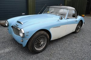 1959 RARE Healey 3000 BN7 Barn Find. Ideal Race/Rally Conversion For Sale