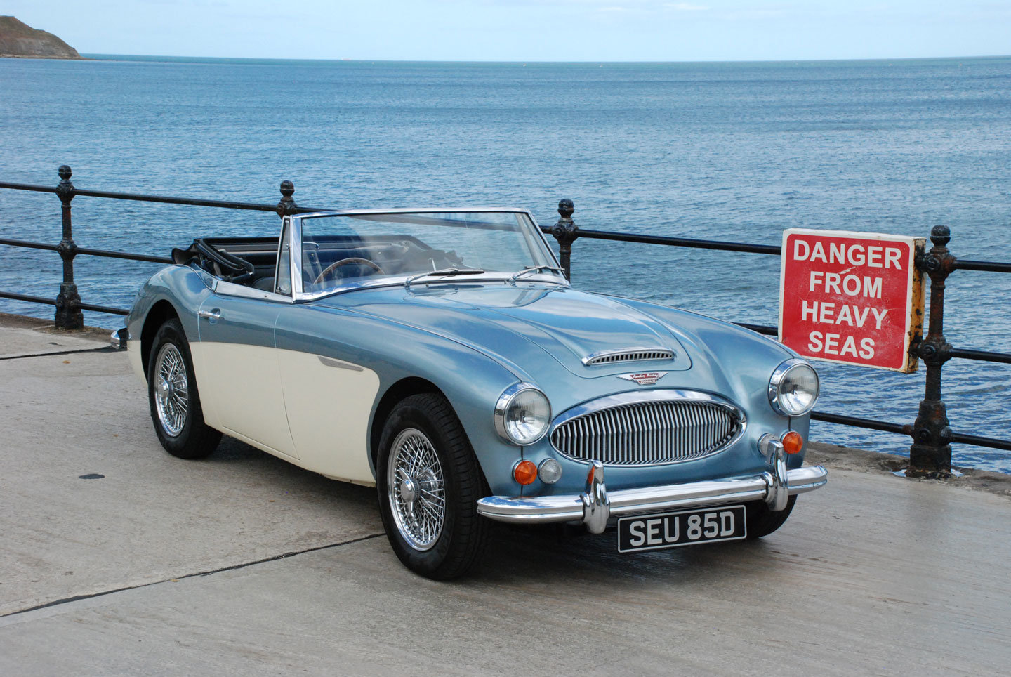 1966 Austin Healey 3000 MK 3 BJ8 phase 2 For Sale (picture 1 of 10)