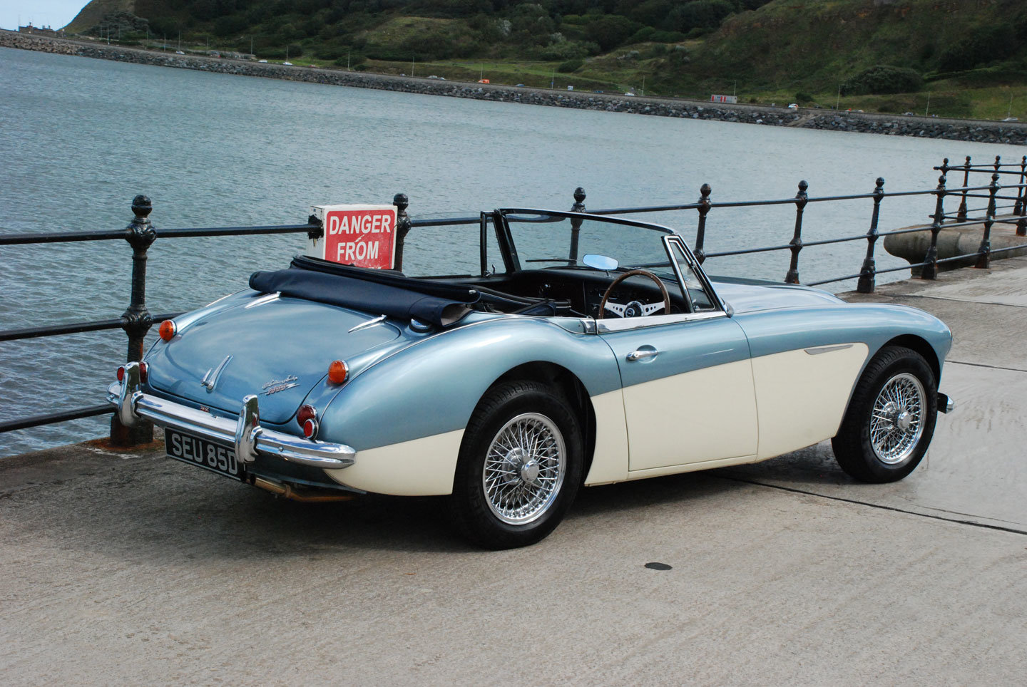 1966 Austin Healey 3000 MK 3 BJ8 phase 2 For Sale (picture 4 of 10)