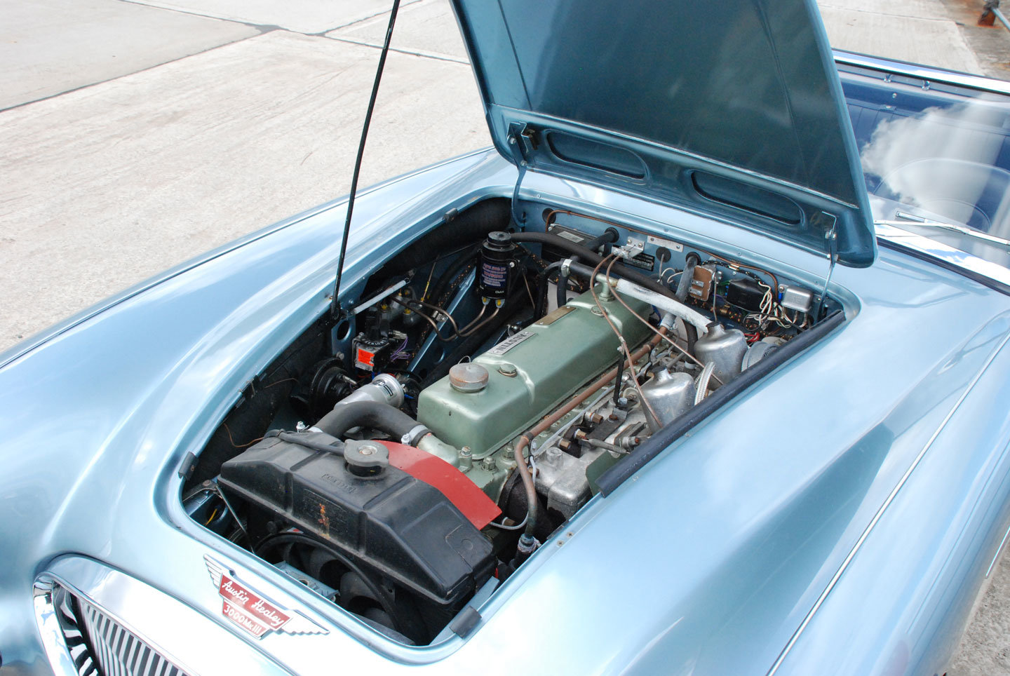 1966 Austin Healey 3000 MK 3 BJ8 phase 2 For Sale (picture 5 of 10)