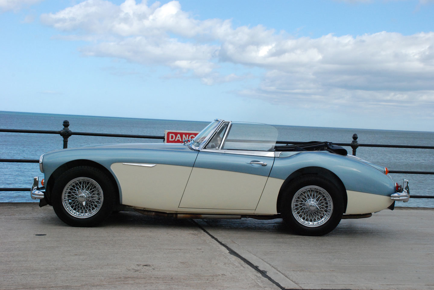 1966 Austin Healey 3000 MK 3 BJ8 phase 2 For Sale (picture 7 of 10)