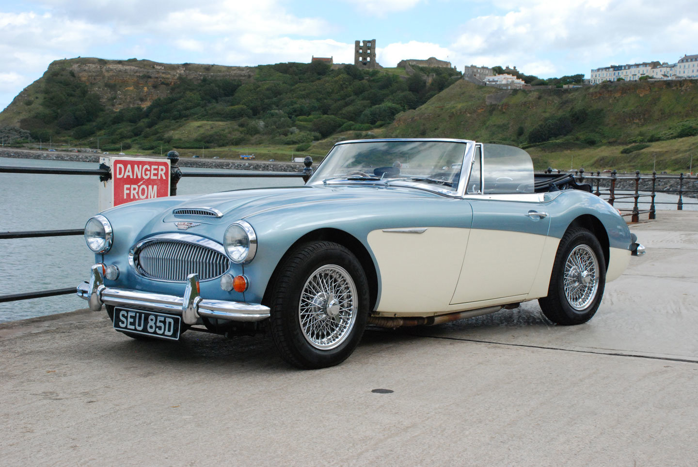 1966 Austin Healey 3000 MK 3 BJ8 phase 2 For Sale (picture 8 of 10)