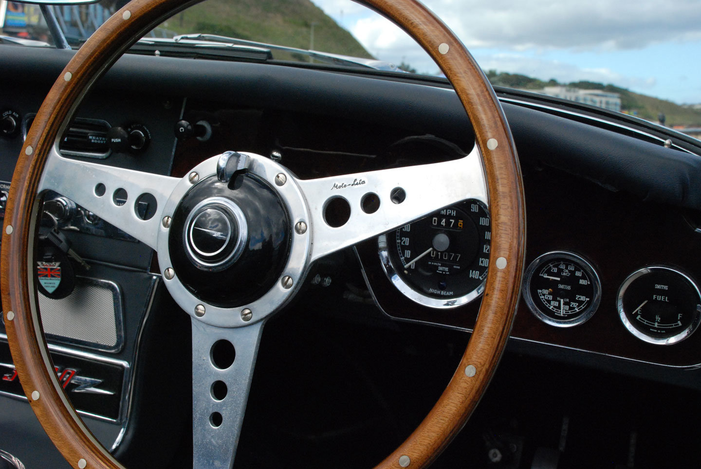1966 Austin Healey 3000 MK 3 BJ8 phase 2 For Sale (picture 10 of 10)