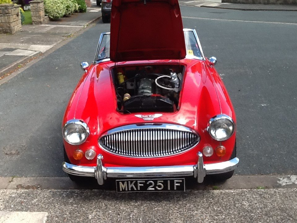 1967 Austin Healey 3000 - Very Low Mileage For Sale (picture 4 of 6)