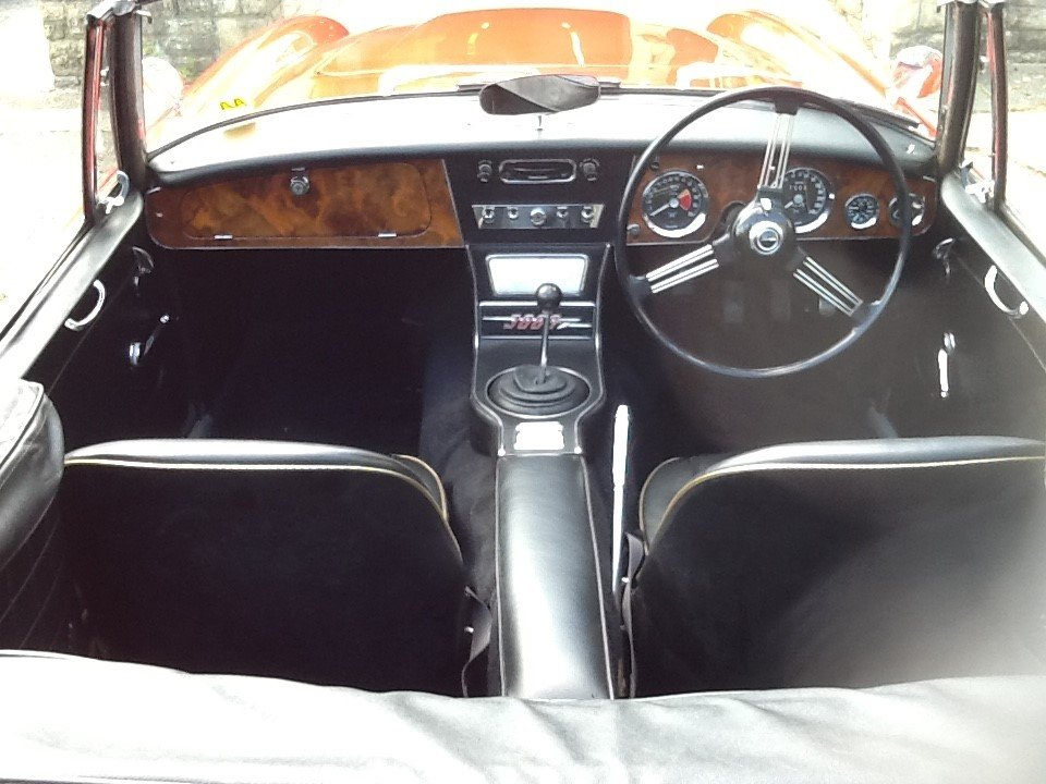 1967 Austin Healey 3000 - Very Low Mileage For Sale (picture 5 of 6)