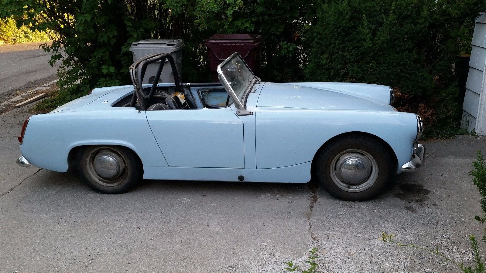 1964 LHD AH Sprite Mk 2 ( Mg Midget Mk 1) For Sale (picture 1 of 6)