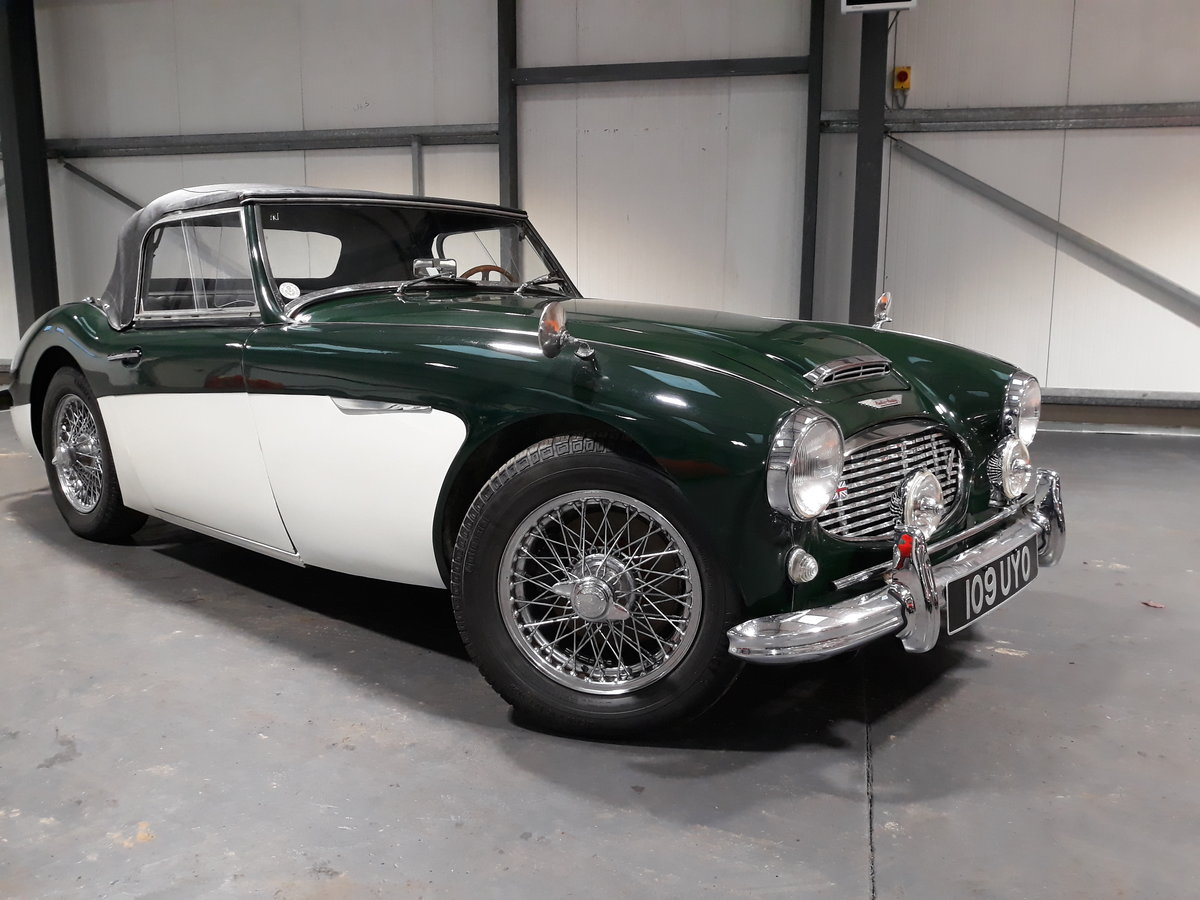 1959 Austin Healey 3000 MK1  For Sale (picture 1 of 3)