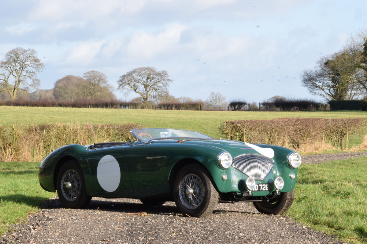1954 Austin Healey 100M BN1 For Sale (picture 1 of 6)