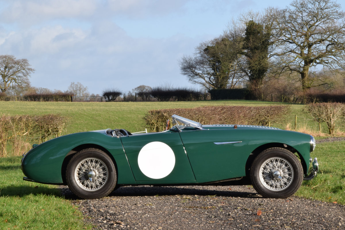 1954 Austin Healey 100M BN1 For Sale (picture 2 of 6)