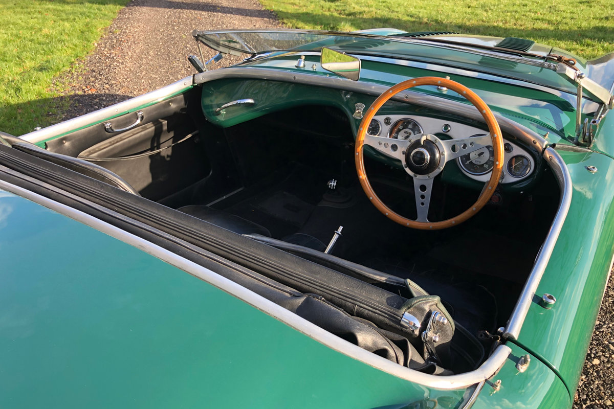 1954 Austin Healey 100M BN1 For Sale (picture 5 of 6)