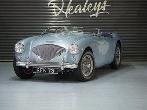 Austin Healey 100/4 - 1954 BN1 - Original UK Car