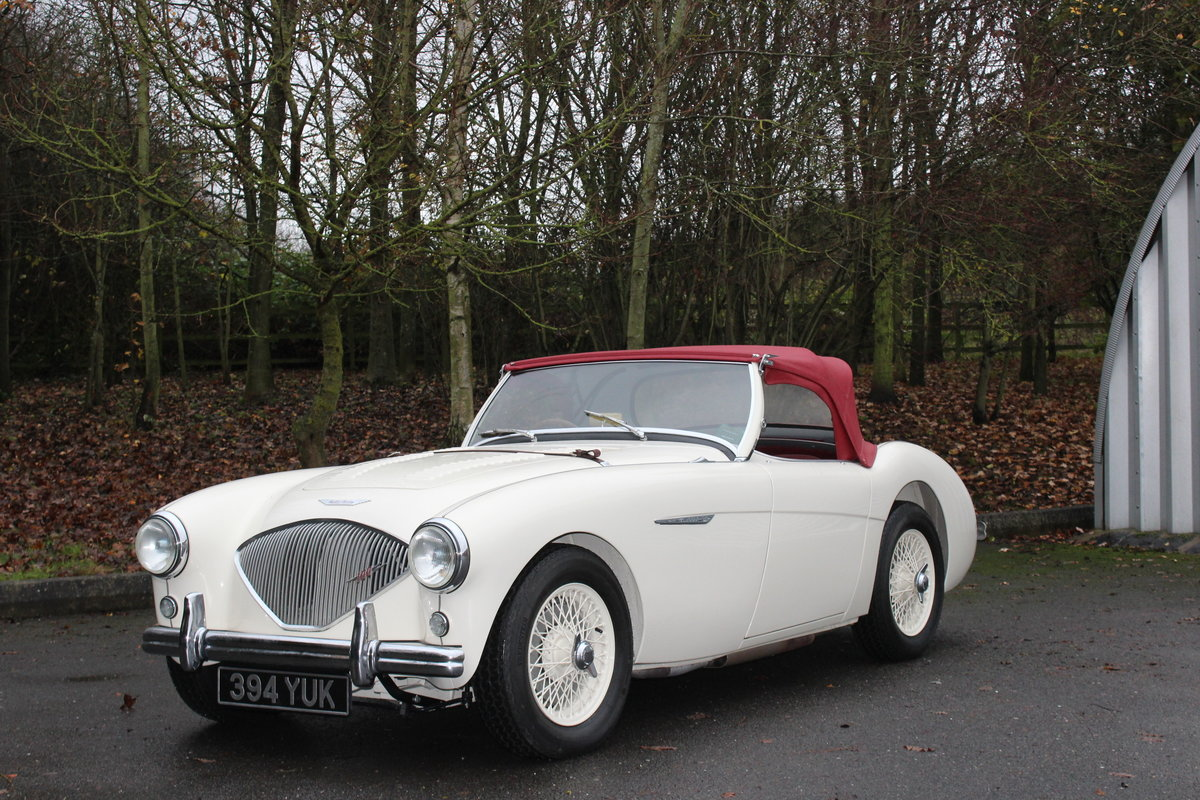 1955 AUSTIN HEALEY 100/4 BN1. For Sale (picture 1 of 6)