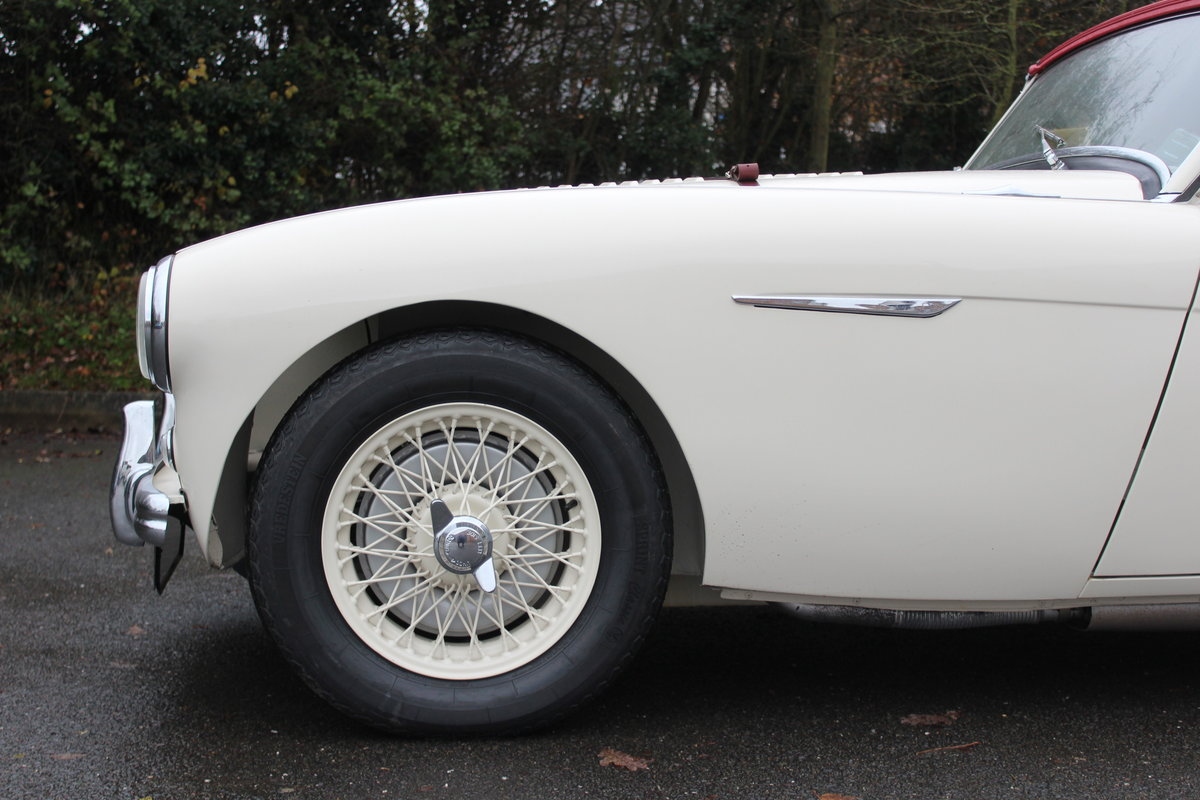 1955 AUSTIN HEALEY 100/4 BN1. For Sale (picture 3 of 6)