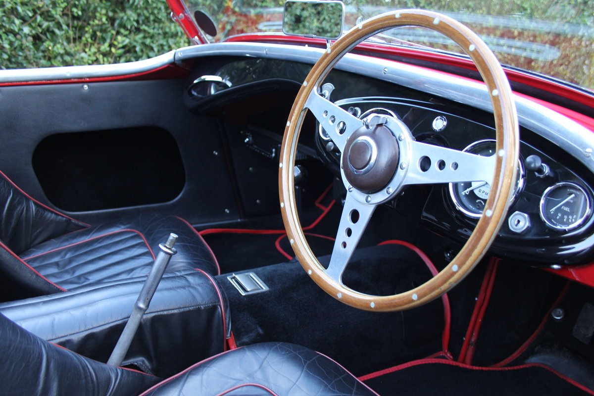 1955 Austin Healey 100-4 BN1 - Matching No's Beautifully Restored For Sale (picture 8 of 21)