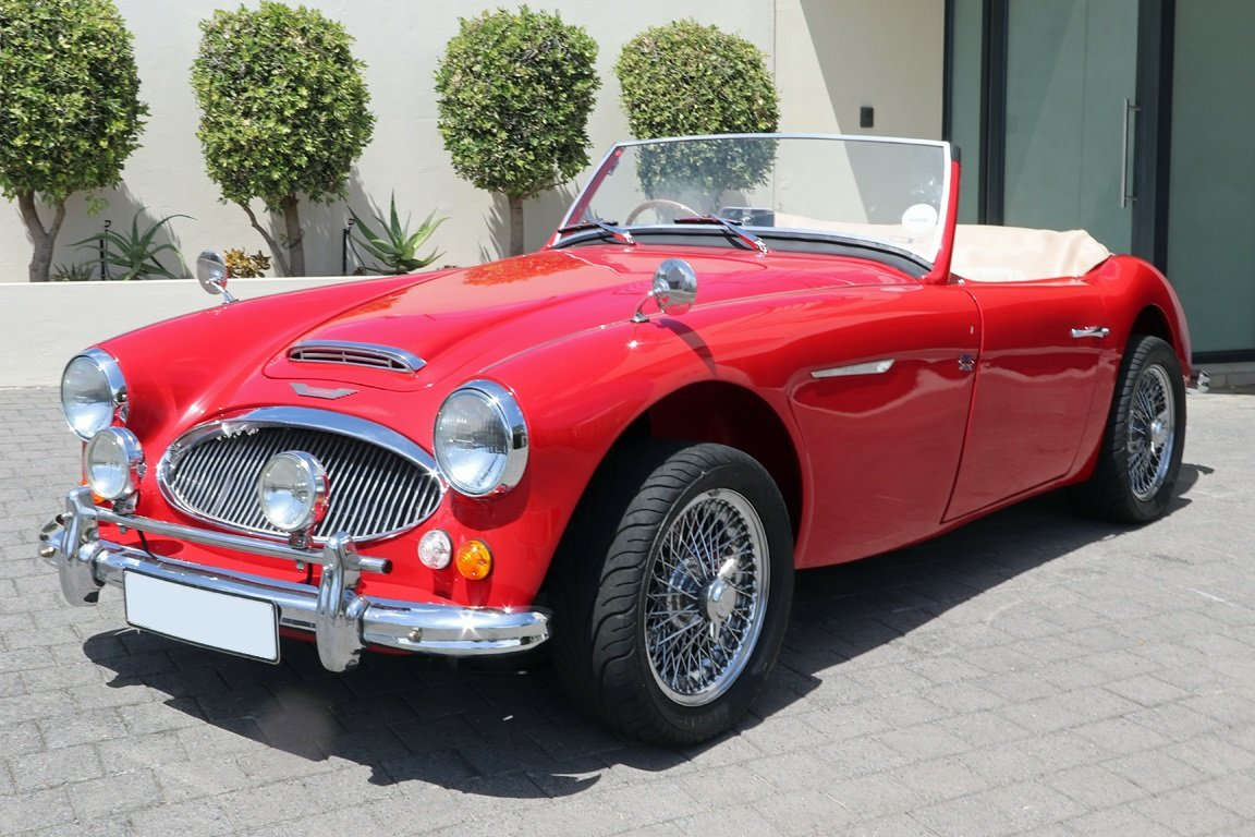 1963 Austin Healey MKII 3000 Tribute For Sale (picture 1 of 6)