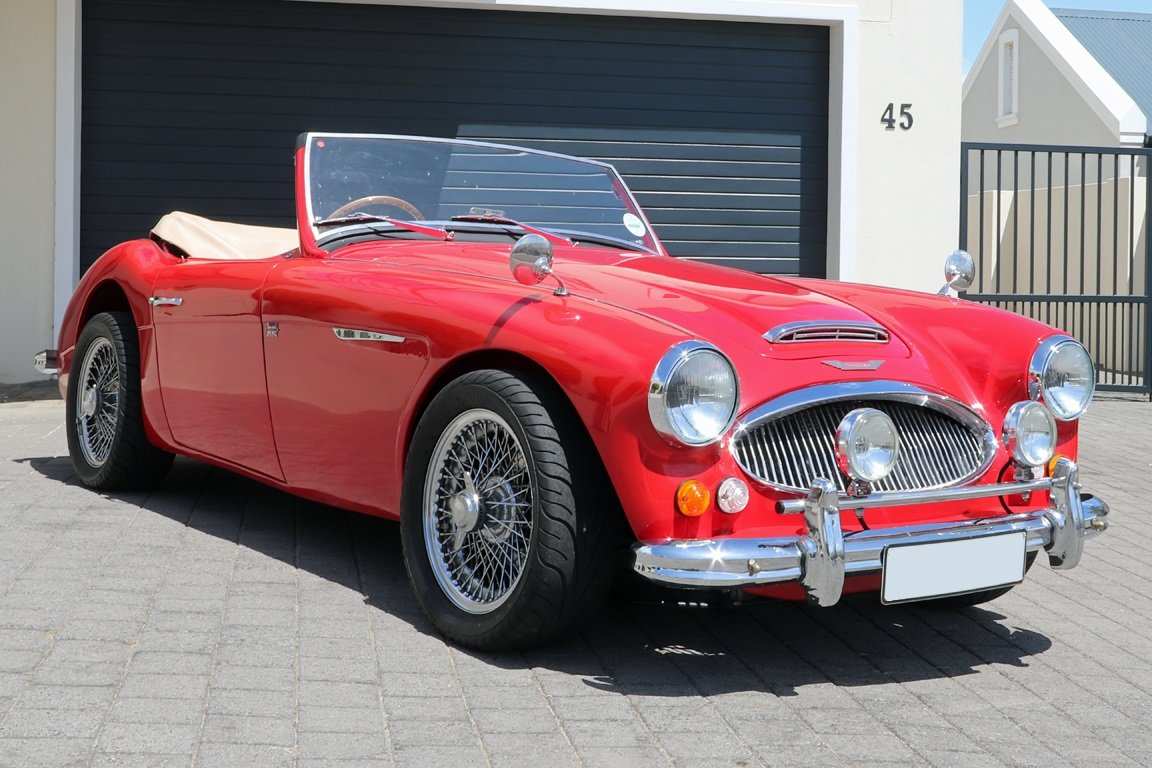 1963 Austin Healey MKII 3000 Tribute For Sale (picture 2 of 6)