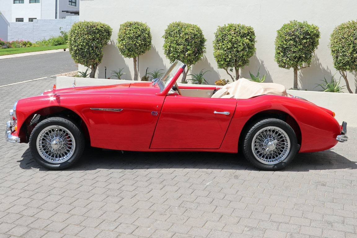 1963 Austin Healey MKII 3000 Tribute For Sale (picture 4 of 6)