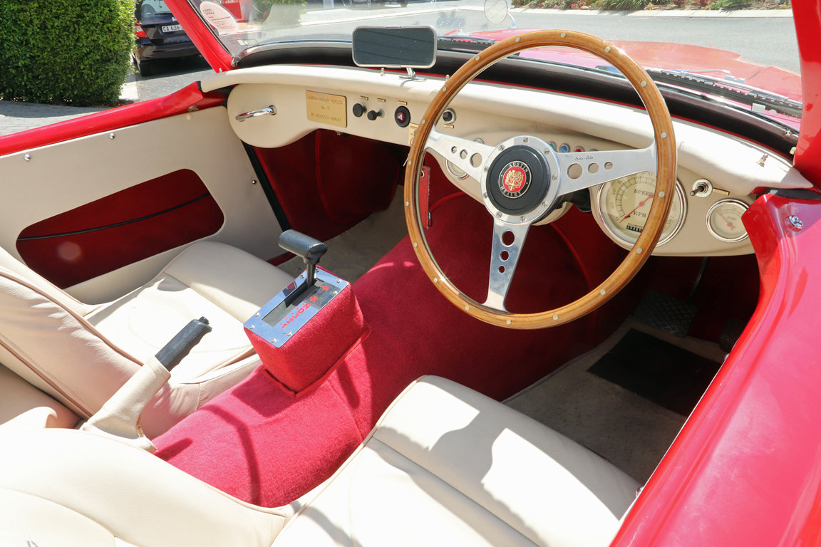 1963 Austin Healey MKII 3000 Tribute For Sale (picture 5 of 6)