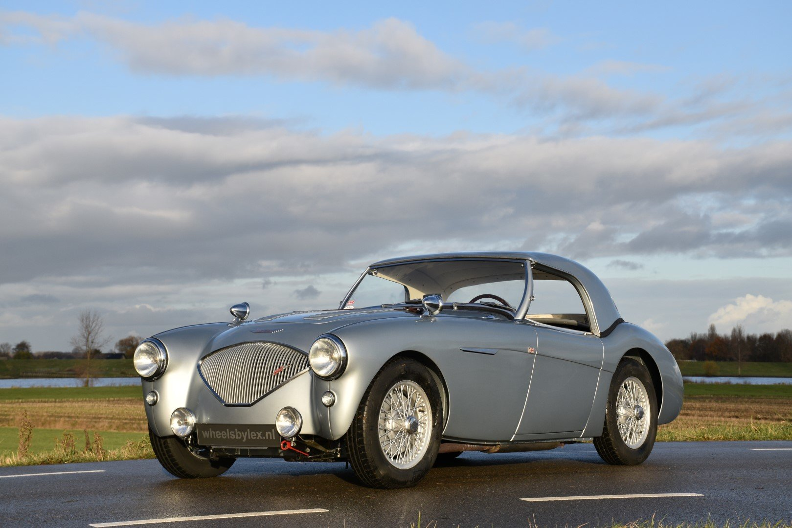 1955 Austin Healey 100-4 BN1  For Sale (picture 1 of 6)