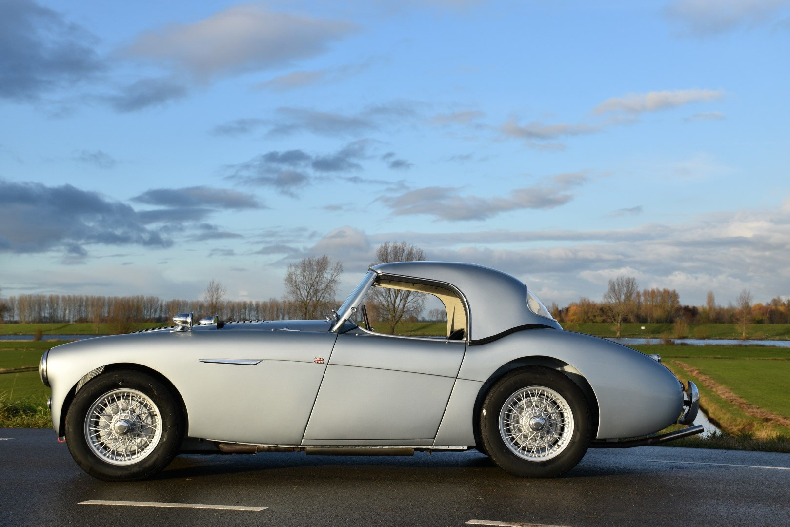 1955 Austin Healey 100-4 BN1  For Sale (picture 3 of 6)