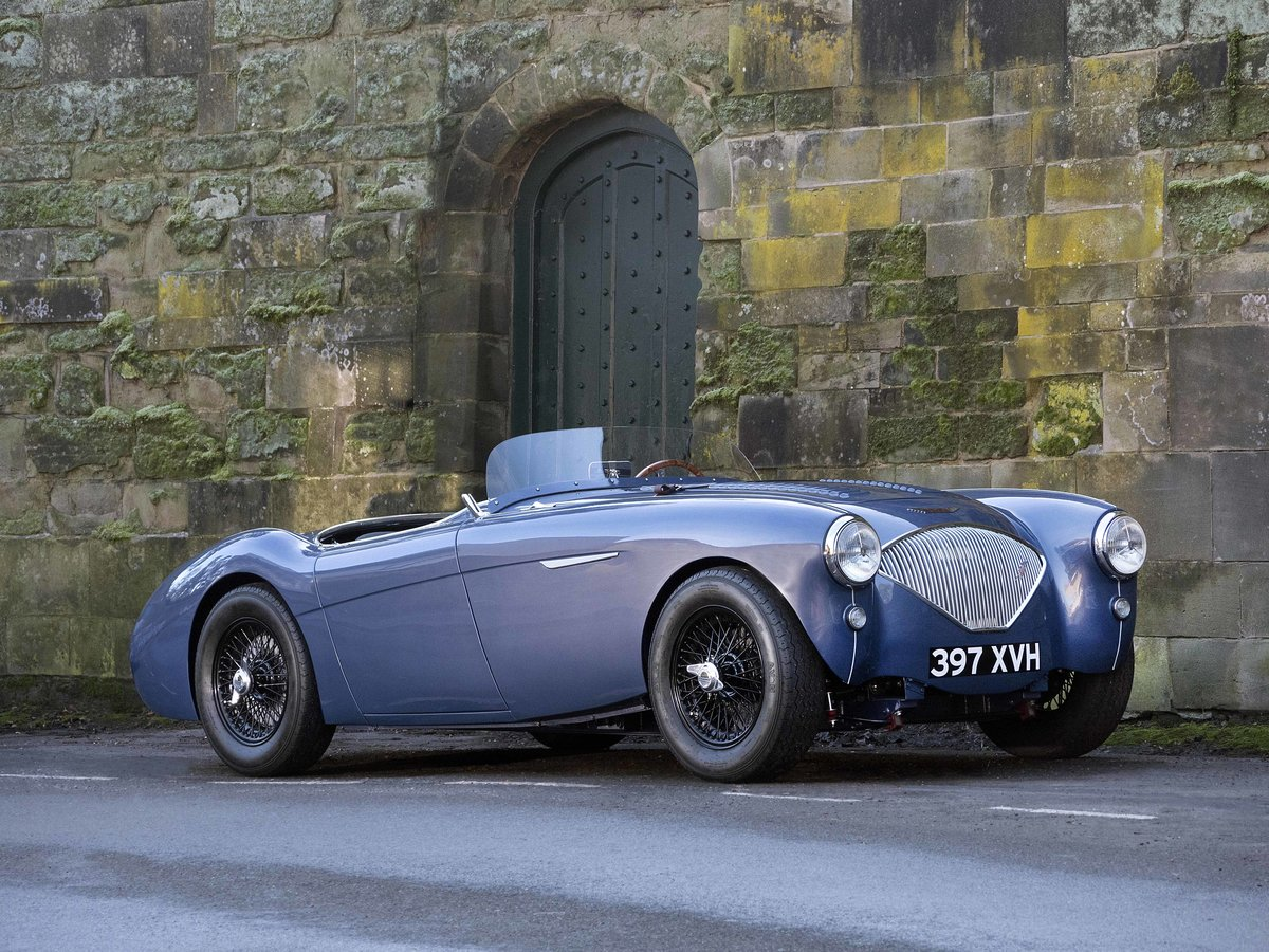 Austin Healey 100/4 1953 Full Restoration - Fast Road Spec For Sale (picture 1 of 6)
