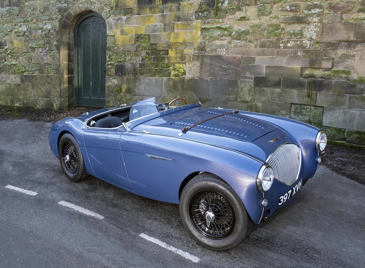 Austin Healey 100/4 1953 Full Restoration - Fast Road Spec For Sale (picture 2 of 6)