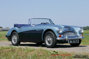 1967 Austin Healey 3000 MKIII BJ8 with matching numbers+overdrive
