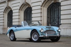 1964 Austin Healey 3000 MKIII BJ8 Phase 1 No reserve For Sale by Auction