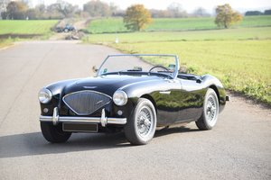 1956 Austin Healey 100/4 BN2 No reserve