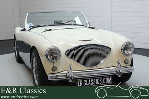 Austin Healey 100-4 BN2 1956 Le mans modification