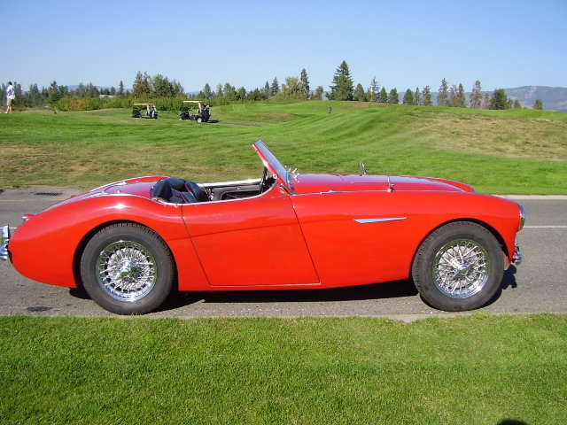 1955 Beautiful 100-4.  Total restoration on a California car! For Sale (picture 1 of 6)