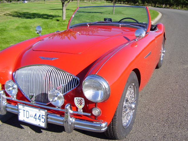 1955 Beautiful 100-4.  Total restoration on a California car! For Sale (picture 4 of 6)