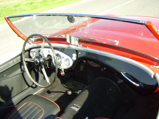 1955 Beautiful 100-4.  Total restoration on a California car! For Sale (picture 5 of 6)