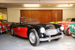 Picture of 1961 Austin Healey 3000 Mk 2 BN7 2 seater tri carb For Sale