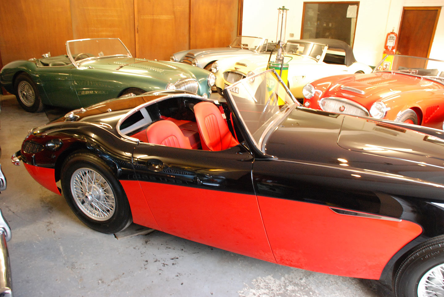 1961 Austin Healey 3000 Mk 2 BN7 2 seater tri carb For Sale (picture 3 of 10)