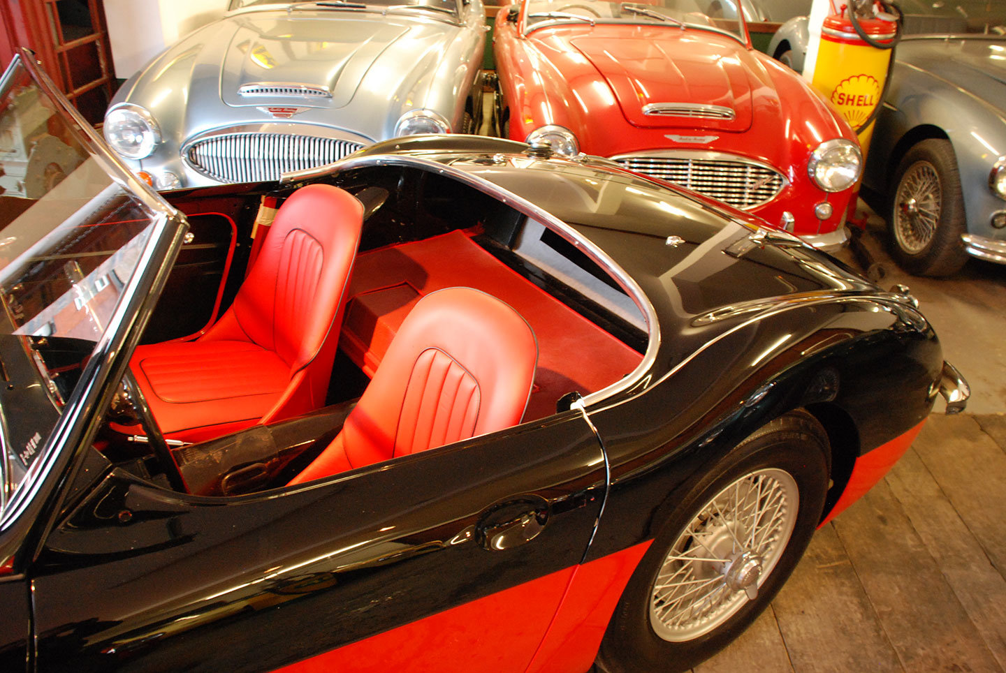 1961 Austin Healey 3000 Mk 2 BN7 2 seater tri carb For Sale (picture 6 of 10)