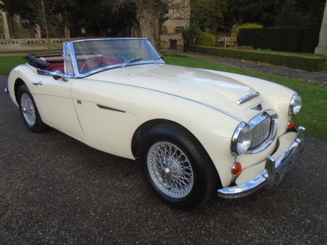 1965 Austin Healey 3000 MKIII BJ8 For Sale (picture 1 of 6)