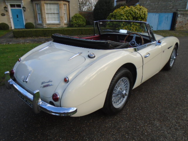 1965 Austin Healey 3000 MKIII BJ8 For Sale (picture 3 of 6)