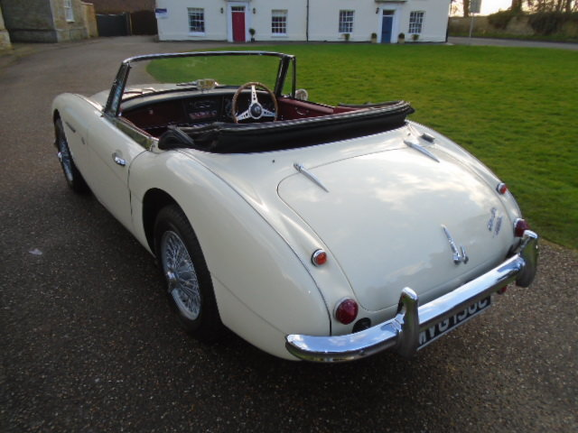 1965 Austin Healey 3000 MKIII BJ8 For Sale (picture 4 of 6)